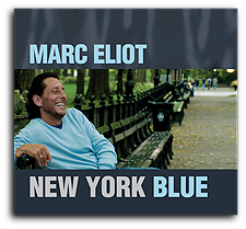 Marc Eliot - New York Blue CD